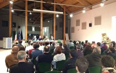 Cerniera Verde del Nord-Ovest – Primo incontro con la cittadinanza