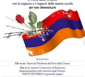Domenica 29 gennaio Giornata della Memoria al Parco