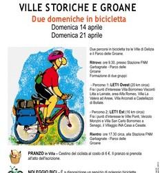 Una settimana a SUPERMILANO – Due biciclettate nel Parco domenica 14 e 21 aprile