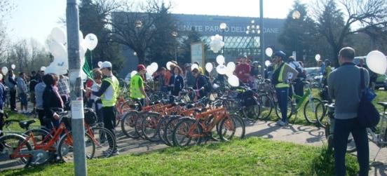 Let's Bike: il Parco tra presente e passato