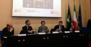 La conferenza stampa di Monza
