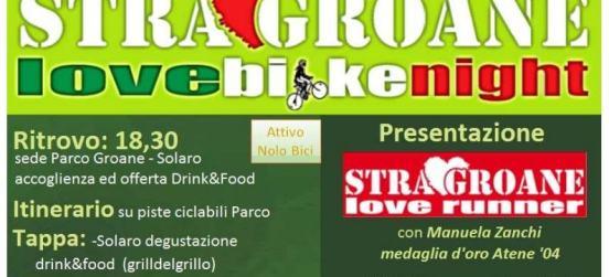 Sabato 23 maggio la Love Bike Night