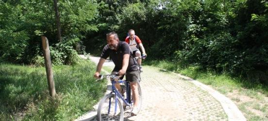 """Il report di """"Groane e Villoresi in bicicletta"""""""
