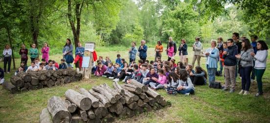Domenica 6 Marzo gli scout al Parco per i Giusti