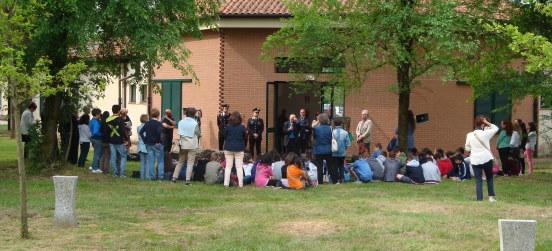 Venerdì 6 maggio appuntamento al Bosco dei Giusti