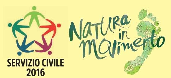"""Bando di servizio civile 2016 """"Natura in Movimento"""""""