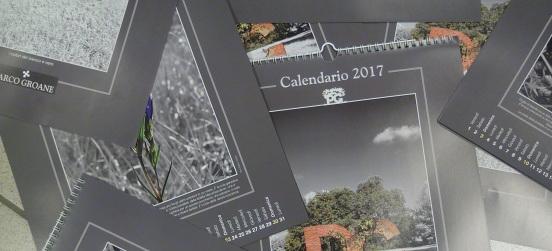 E' in distribuzione gratuita il nostro calendario 2017
