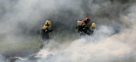Alto rischio di incendi, allertati i sindaci