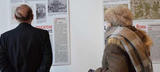 Visita guidata alla mostra della Brigata ebraica