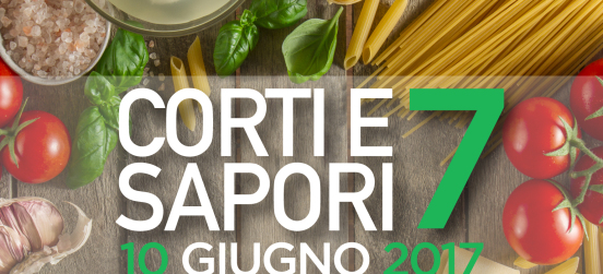 """""""Corti e Sapori"""", il 10 giugno a Cogliate"""