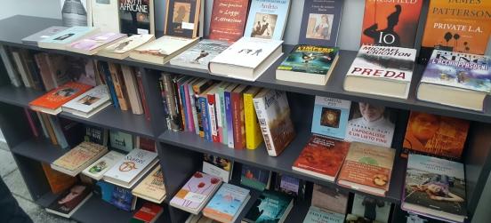 Un treno di libri, il via all'iniziativa