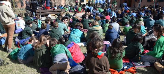 "Il ""Thinking Day"" al Parco Groane"