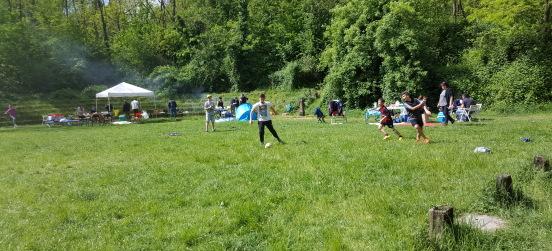 Picnic di Pasquetta nel Parco: le regole da rispettare