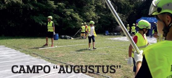 Campo Augustus, al Parco la III edizione