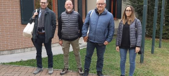 Della Rovere incontra la delegazione dei 5 Stelle