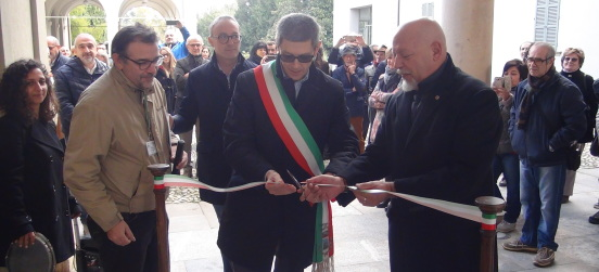 Inaugurato il nuovo ufficio territoriale