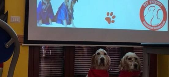 Corsi di Pet Therapy al Centro Parco
