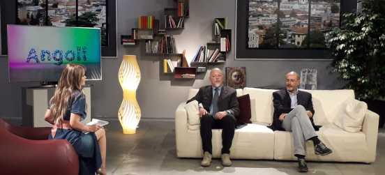 Roberto Della Rovere a Espansione TV