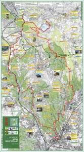 Cartina Meda Montorfano