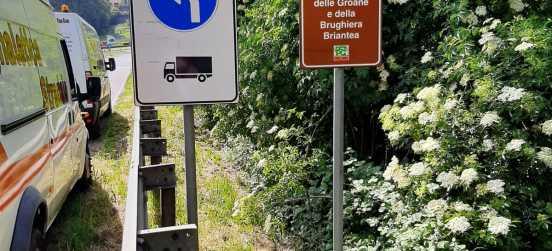 Revisione della segnaletica perimetrale del Parco