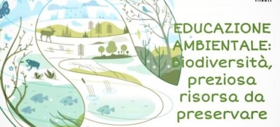 PROGETTI DI EDUCAZIONE AMBIENTALE PER L'ANNO SCOLASTICO 2021/2022. AL VIA LE ISCRIZIONI.