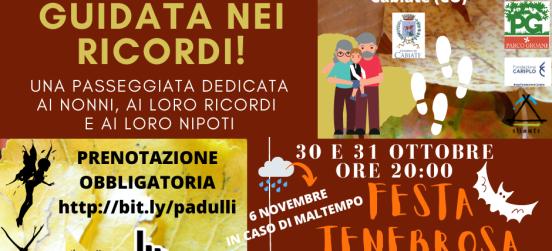 Attività di educazione ambientale in Villa Padulli